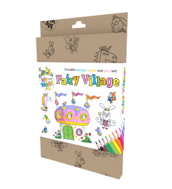 Fairy Village Box