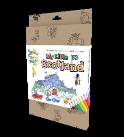 My Little Scotland - Edinburgh Castle