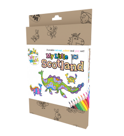 My Little Scotland - Nessie